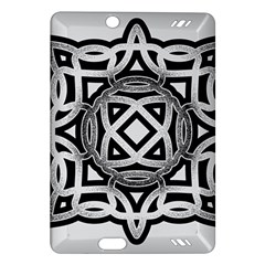 Celtic Draw Drawing Hand Draw Amazon Kindle Fire Hd (2013) Hardshell Case