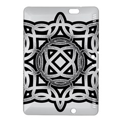 Celtic Draw Drawing Hand Draw Kindle Fire Hdx 8 9  Hardshell Case
