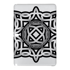 Celtic Draw Drawing Hand Draw Samsung Galaxy Tab Pro 12 2 Hardshell Case