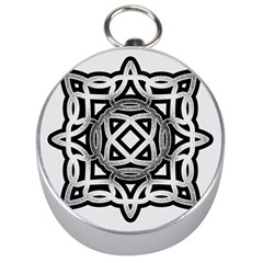 Celtic Draw Drawing Hand Draw Silver Compasses