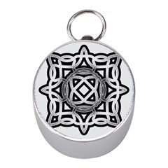 Celtic Draw Drawing Hand Draw Mini Silver Compasses