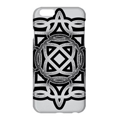 Celtic Draw Drawing Hand Draw Apple iPhone 6 Plus/6S Plus Hardshell Case