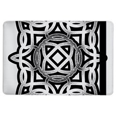 Celtic Draw Drawing Hand Draw Ipad Air 2 Flip