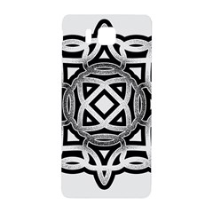 Celtic Draw Drawing Hand Draw Samsung Galaxy Alpha Hardshell Back Case
