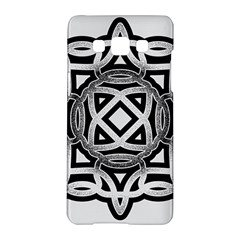 Celtic Draw Drawing Hand Draw Samsung Galaxy A5 Hardshell Case