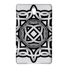 Celtic Draw Drawing Hand Draw Samsung Galaxy Tab S (8 4 ) Hardshell Case