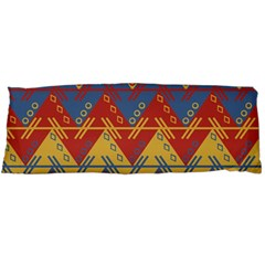 Aztec Traditional Ethnic Pattern Body Pillow Case (dakimakura)