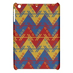 Aztec traditional ethnic pattern Apple iPad Mini Hardshell Case