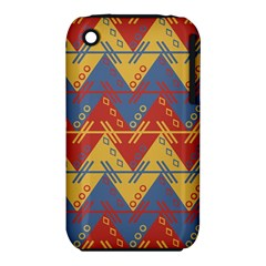 Aztec Traditional Ethnic Pattern Iphone 3s/3gs