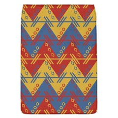 Aztec Traditional Ethnic Pattern Flap Covers (l)