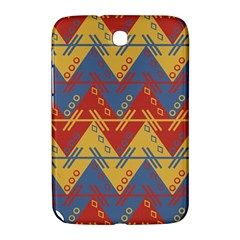 Aztec Traditional Ethnic Pattern Samsung Galaxy Note 8 0 N5100 Hardshell Case