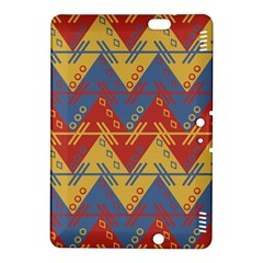 Aztec Traditional Ethnic Pattern Kindle Fire Hdx 8 9  Hardshell Case