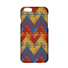 Aztec Traditional Ethnic Pattern Apple Iphone 6/6s Hardshell Case