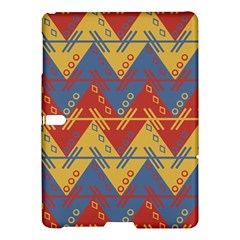 Aztec Traditional Ethnic Pattern Samsung Galaxy Tab S (10 5 ) Hardshell Case