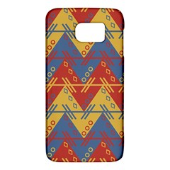 Aztec traditional ethnic pattern Galaxy S6