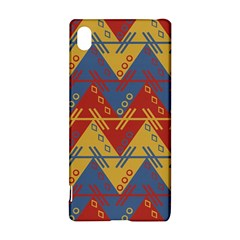 Aztec Traditional Ethnic Pattern Sony Xperia Z3+