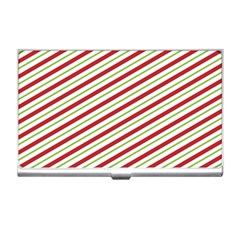 Stripes Striped Design Pattern Business Card Holders