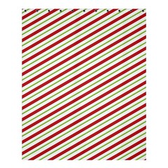 Stripes Striped Design Pattern Shower Curtain 60  X 72  (medium)