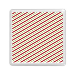 Stripes Striped Design Pattern Memory Card Reader (Square)