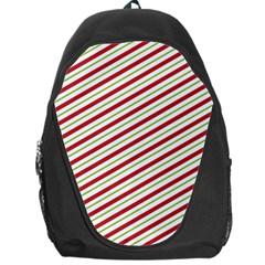 Stripes Striped Design Pattern Backpack Bag