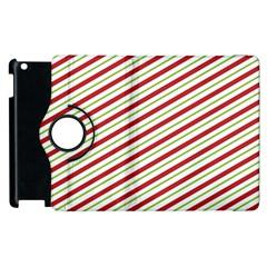 Stripes Striped Design Pattern Apple iPad 2 Flip 360 Case