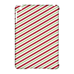 Stripes Striped Design Pattern Apple Ipad Mini Hardshell Case (compatible With Smart Cover)