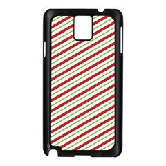Stripes Striped Design Pattern Samsung Galaxy Note 3 N9005 Case (Black)