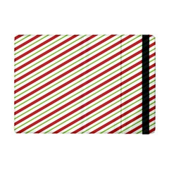 Stripes Striped Design Pattern iPad Mini 2 Flip Cases