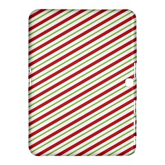 Stripes Striped Design Pattern Samsung Galaxy Tab 4 (10.1 ) Hardshell Case