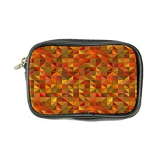 Gold Mosaic Background Pattern Coin Purse