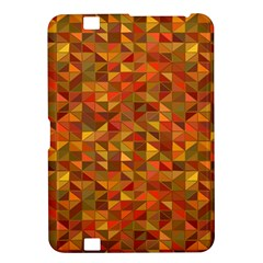 Gold Mosaic Background Pattern Kindle Fire HD 8.9