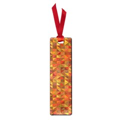 Gold Mosaic Background Pattern Small Book Marks
