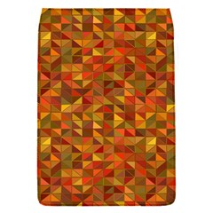 Gold Mosaic Background Pattern Flap Covers (S)