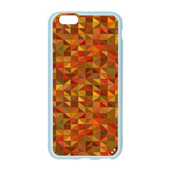 Gold Mosaic Background Pattern Apple Seamless iPhone 6/6S Case (Color)