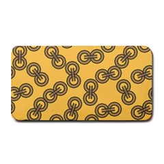 Abstract Shapes Links Design Medium Bar Mats
