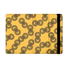 Abstract Shapes Links Design Apple Ipad Mini Flip Case