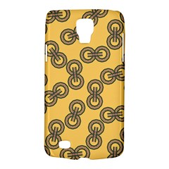 Abstract Shapes Links Design Galaxy S4 Active