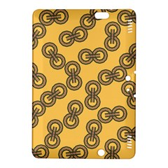 Abstract Shapes Links Design Kindle Fire HDX 8.9  Hardshell Case