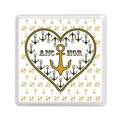 Anchor Heart Memory Card Reader (Square)