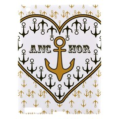 Anchor Heart Apple iPad 3/4 Hardshell Case