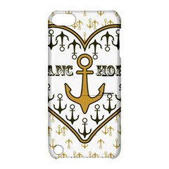 Anchor Heart Apple iPod Touch 5 Hardshell Case with Stand