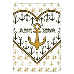 Anchor Heart Flap Covers (l)