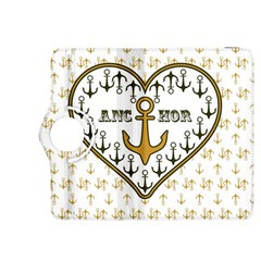Anchor Heart Kindle Fire HDX 8.9  Flip 360 Case