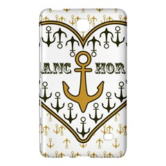 Anchor Heart Samsung Galaxy Tab 4 (8 ) Hardshell Case