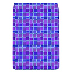 Background Mosaic Purple Blue Flap Covers (S)