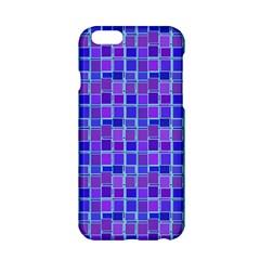 Background Mosaic Purple Blue Apple Iphone 6/6s Hardshell Case