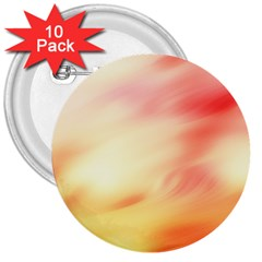 Background Abstract Texture Pattern 3  Buttons (10 Pack)