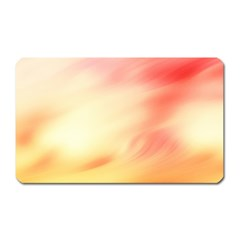 Background Abstract Texture Pattern Magnet (Rectangular)