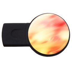 Background Abstract Texture Pattern Usb Flash Drive Round (2 Gb)