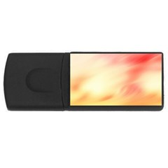 Background Abstract Texture Pattern USB Flash Drive Rectangular (2 GB)